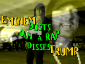 Eminem Serves Donald Trump - A Rap Song From The Heart