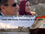 Iraq journey in the danger zone.