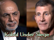 Kabul under siege while America's longest war rages on